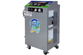 エアコンマスターPRO 2ガス/2油種対応